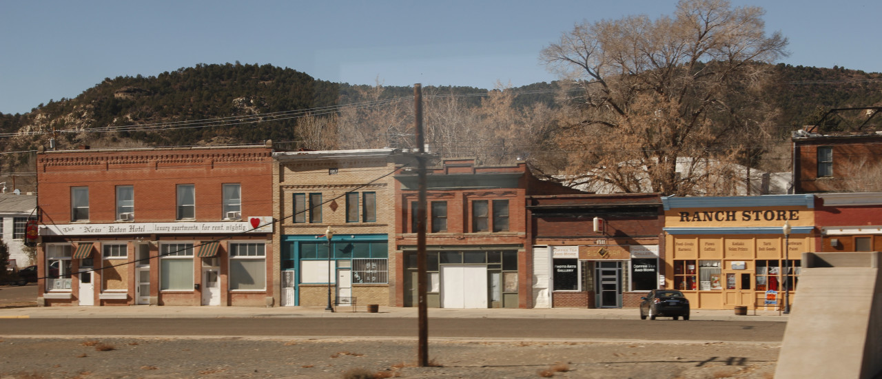 Raton's Historic First Street