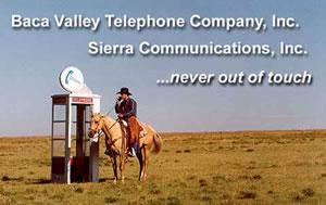 Baca Valley Telephone Company